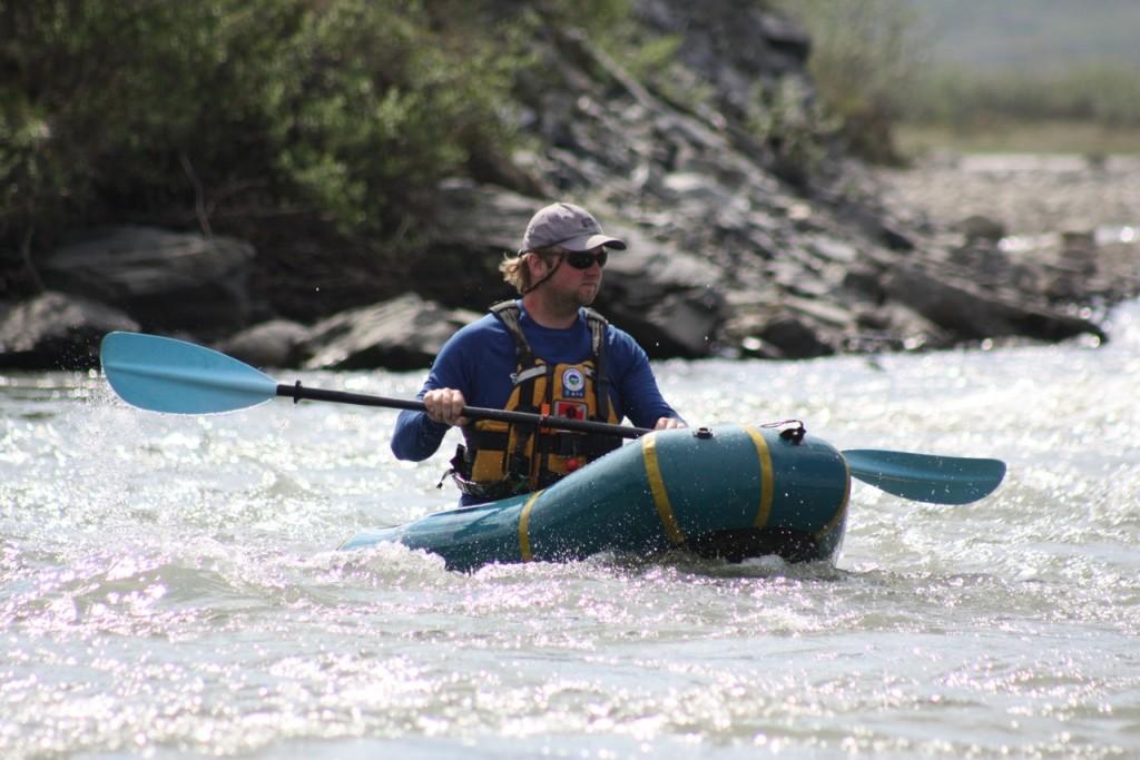 wilderness kayaking holidays Image courtesy of Arctic Wild