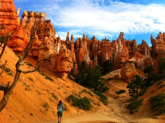 Great US trekking holidays image from Bindlestiff