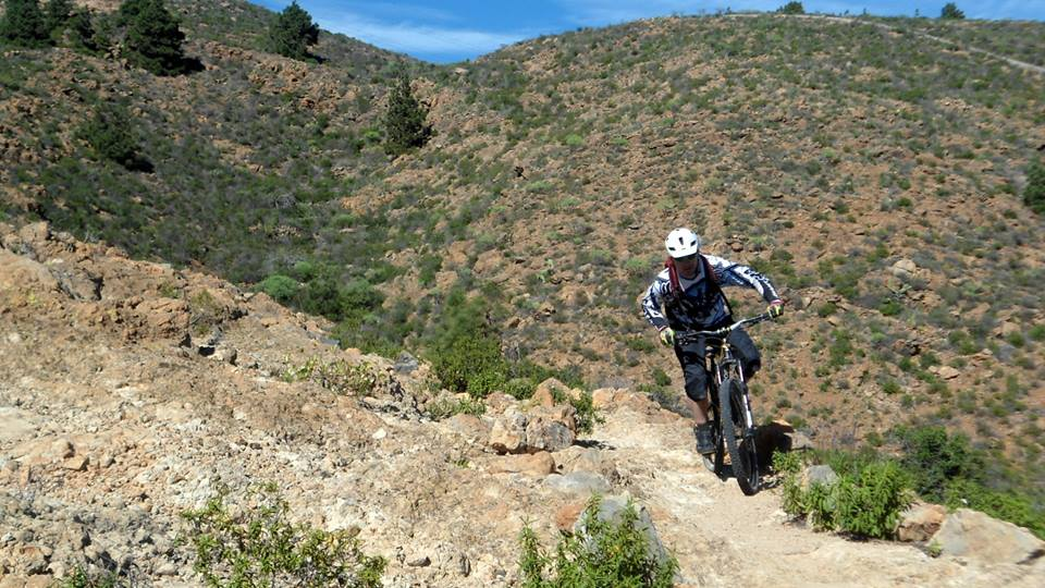 Mountain biking holidays in the Canary Islands image by Lavatrax
