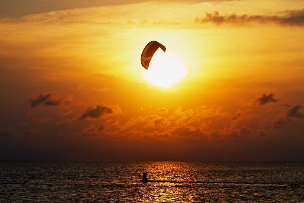 Tarifa one of the best kitesurf spots worldwide Kitesurfing holiday destinations Flickr image by Zach Dischner