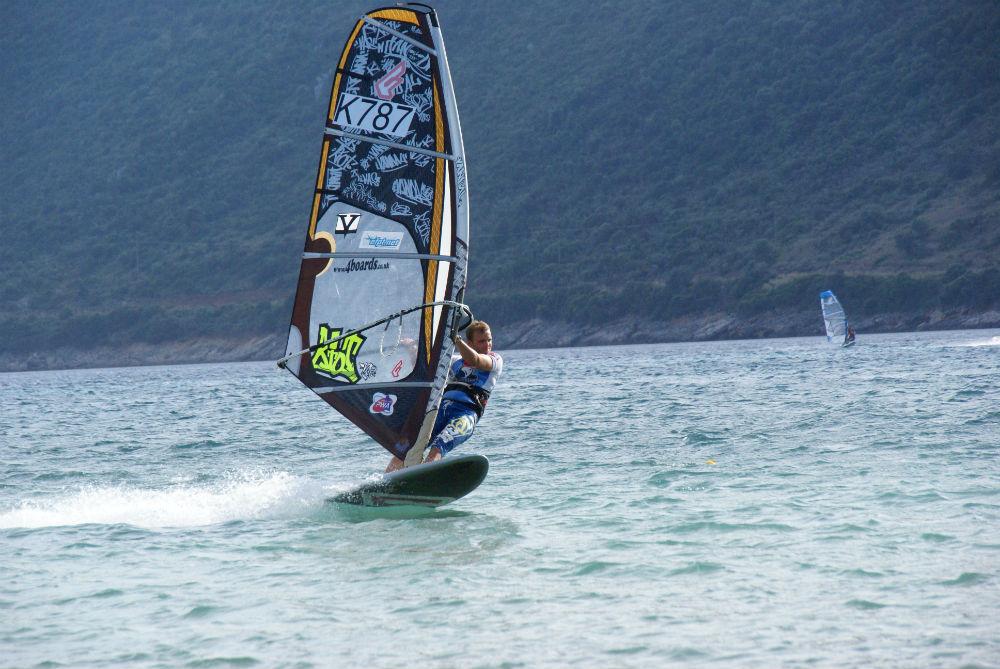 cheap windsurfing holidays with Seafarer Sailors