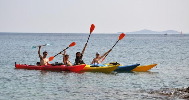 Jamming Adventures Discount: 20% off Kayaking