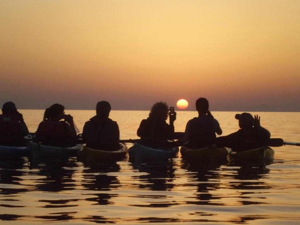 Mediterranean Kayaking in Poros - Greek Island Activities