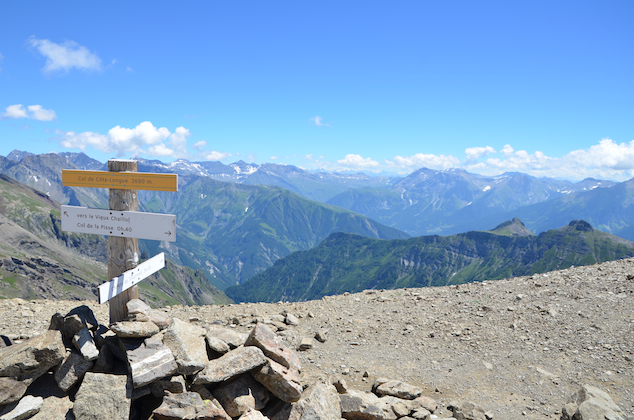 Great walking holidays in France image by Undiscovered Alps