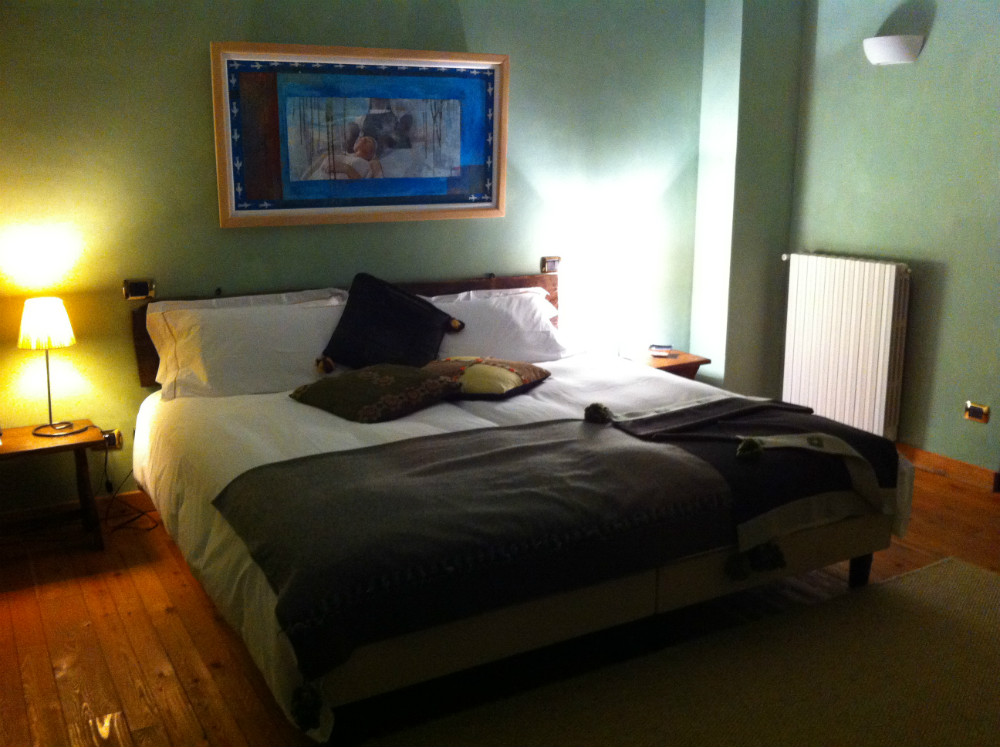 Hotel Cristallo review of Alagna skiing holidays