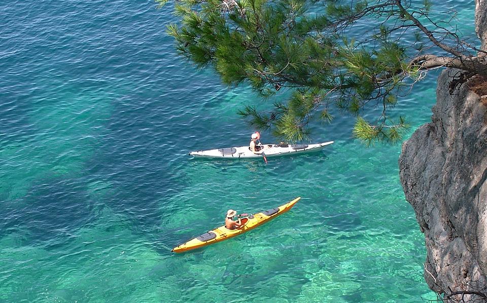 Best Mediterranean kayaking holidays image of Kolocep Island Croatia courtesy of Val Tours