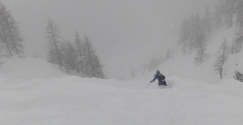 Review of Alagna skiing the best freeride ski holidays in Italy
