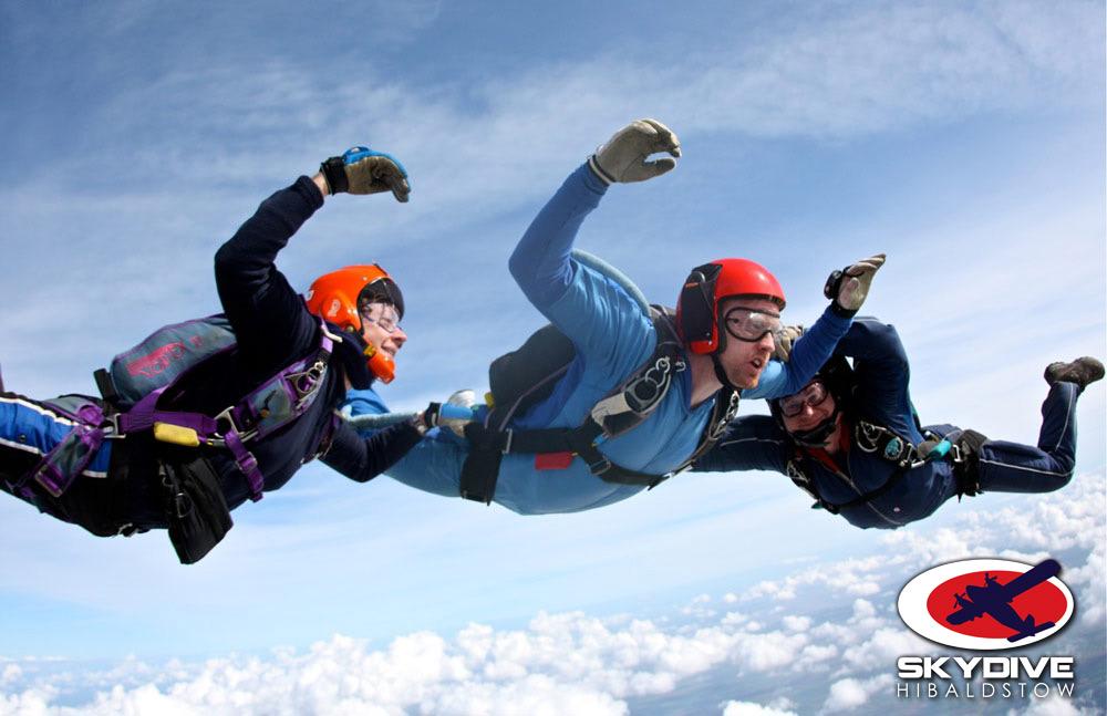 Skydive Hibaldstow AFF