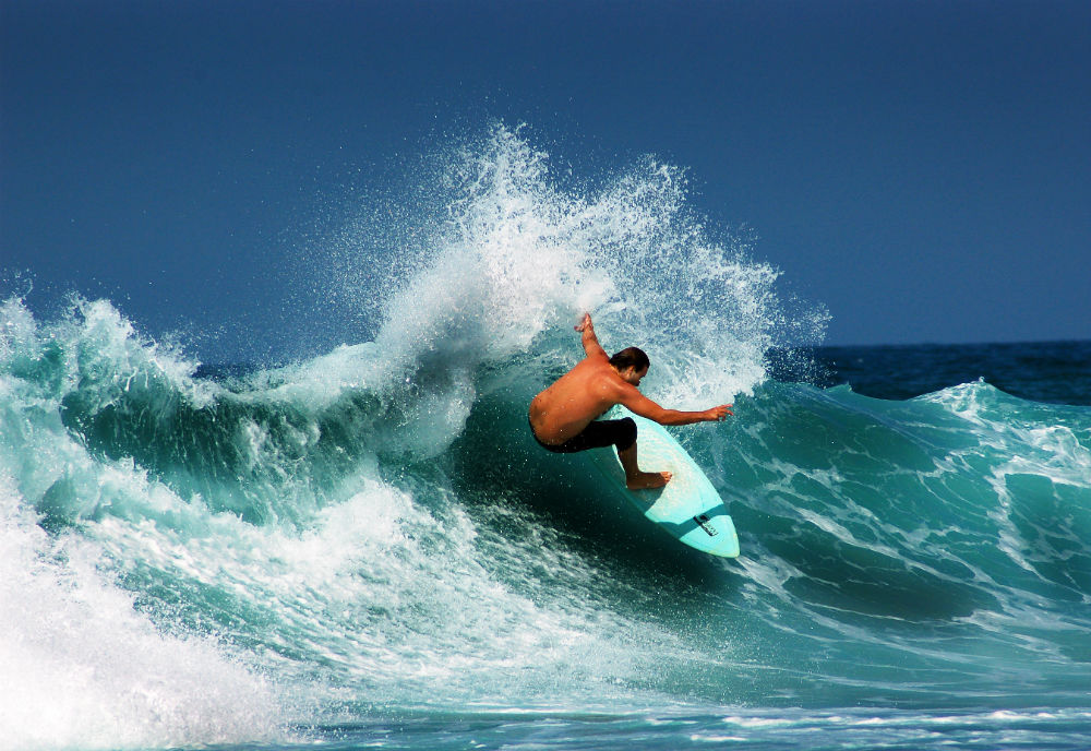 Lagos and Sagres surfing holidays - Staffan Rennermalm courtesy of The Surf Experience