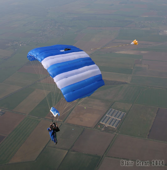 Interview with a Professional Skydiver