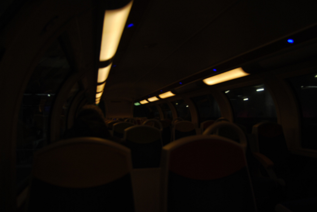 Review of Eurolines coach travel for a snowboarding holiday Flickr image by nguyenanhquan