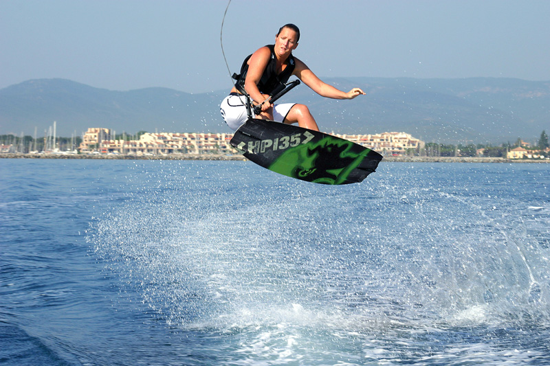 St Tropez wakeboard Lagoon one of the top destinations for European wakeboarding holidays