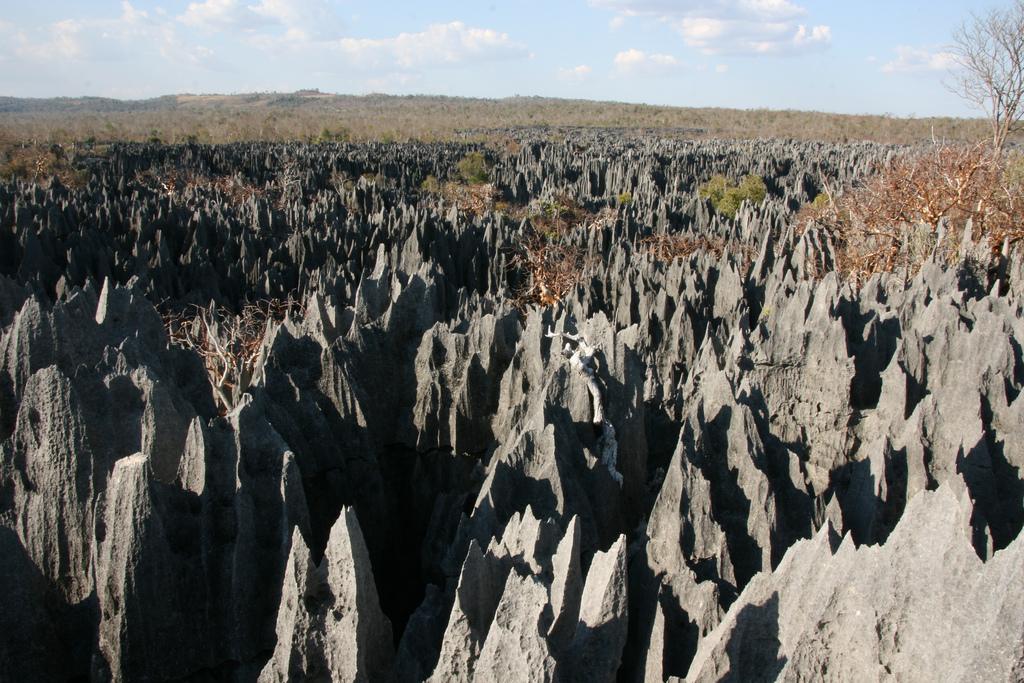 Tsingy de Bemaraha Madagascar Flickr image by Marco Zanferrari