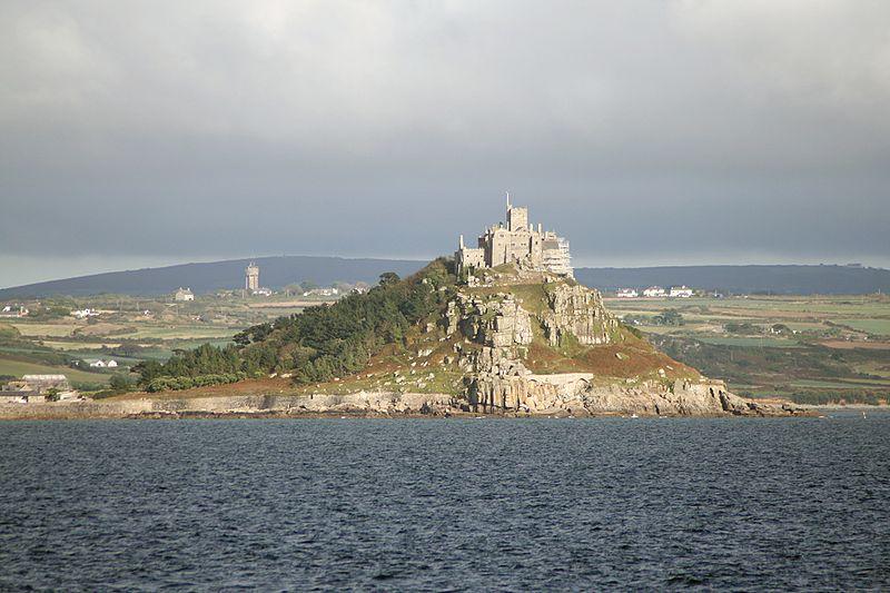 Best Cornwall kite beaches Marazion Wikimedia image