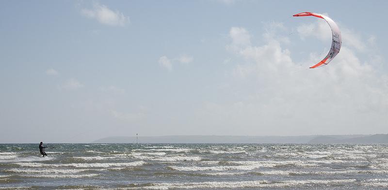 Best Cornwall kite beaches Hayle flickr image by Chris-Parfitt