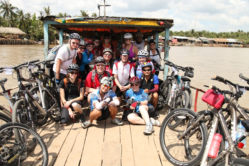 Indochina Countryside Travel Discount: 10% off Mountain Biking