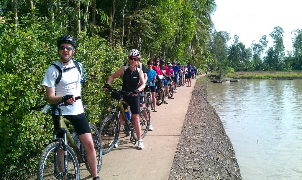 biking holidays in Vietnam image by Indochina Countryside Travel