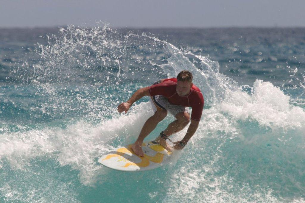 Begginner surf lessons wikimedia image by Ogrebot