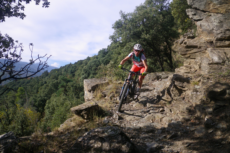 Mountain Biking Holidays in Spain - Image by Altitude Adventures