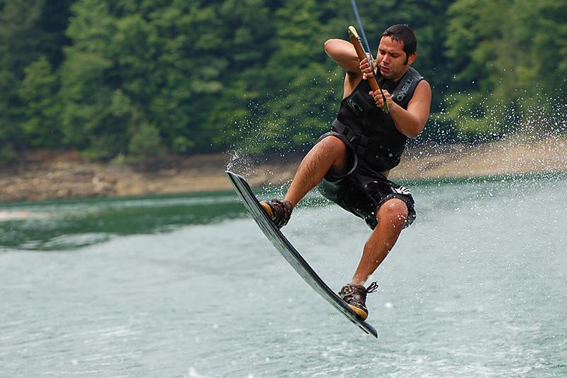 Wakeboarding gear for beginners flickr image by ArturoDonate