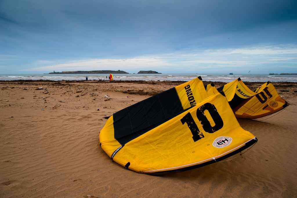 Best Morocco kitesurfing spots flickr image by Dabile Kocian photography
