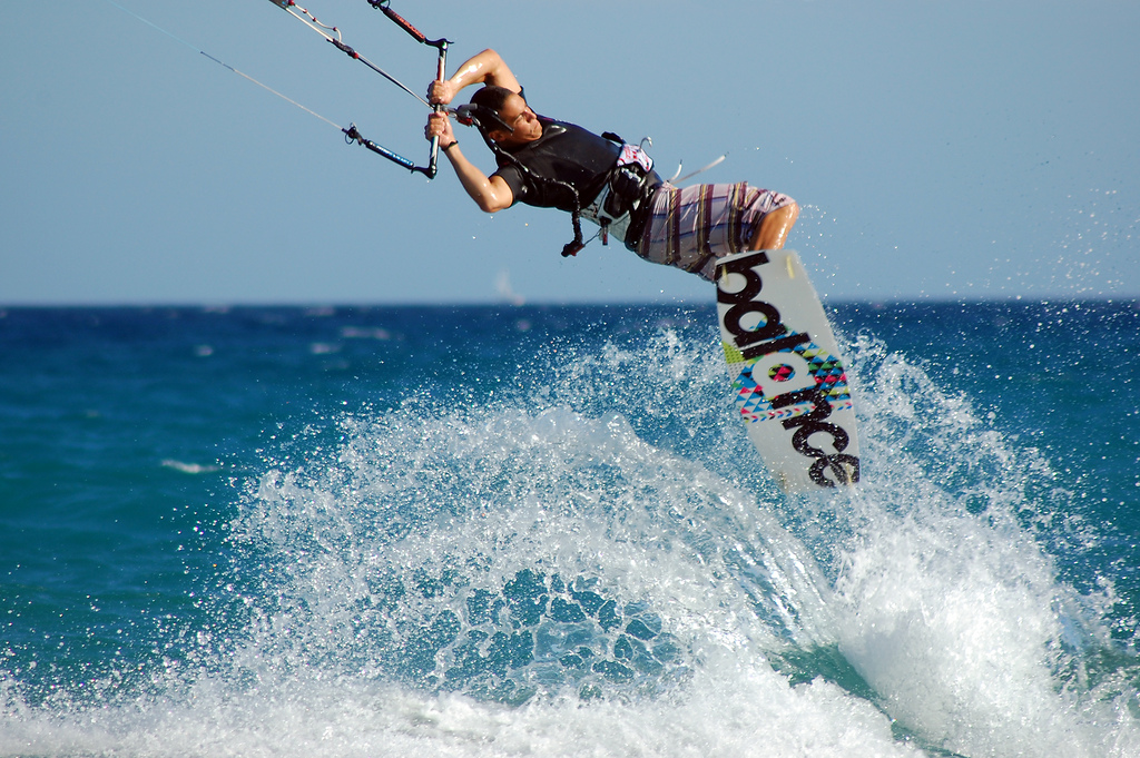 Best Morocco kitesurfing spots flickr image by Willtron