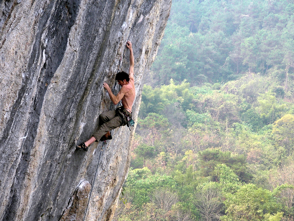 Best climbing harness brands flickr image by MariaChily
