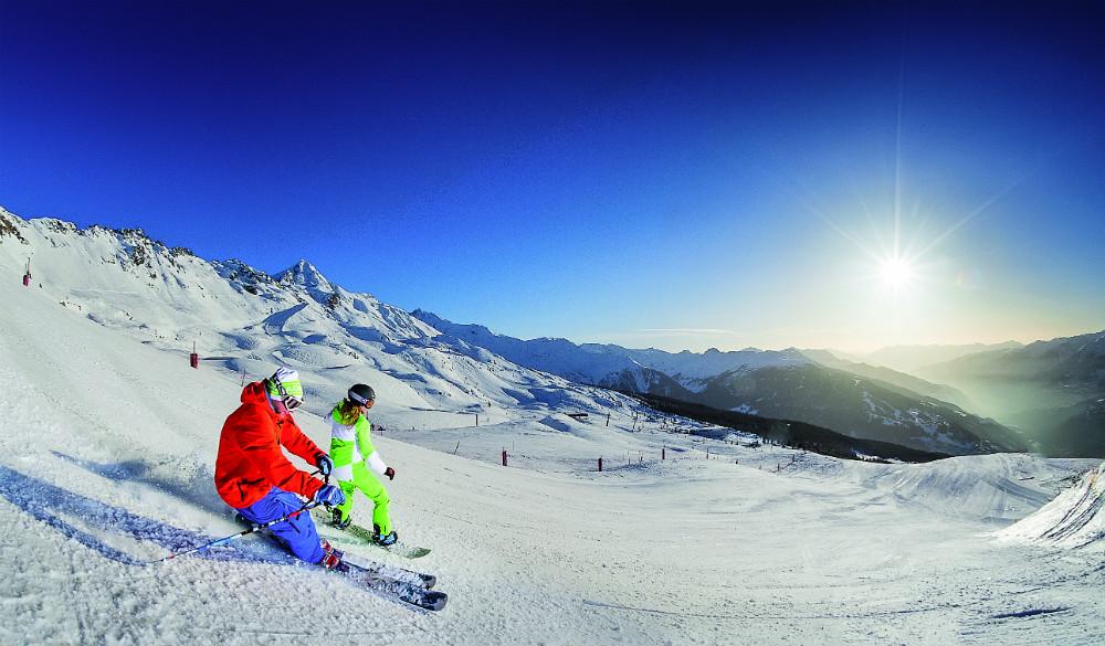 Top 10 reasons to book a Paradiski skiing holiday Image courtesy of Paradiski © Andy-Parant