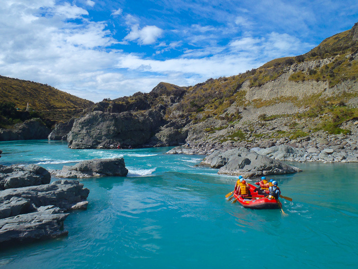 The best overland adventures in New Zealand flickr image by Flying Kiwi Tours/www.theplanetd.com