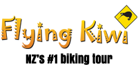 Flying Kiwi biking tours new-zealand