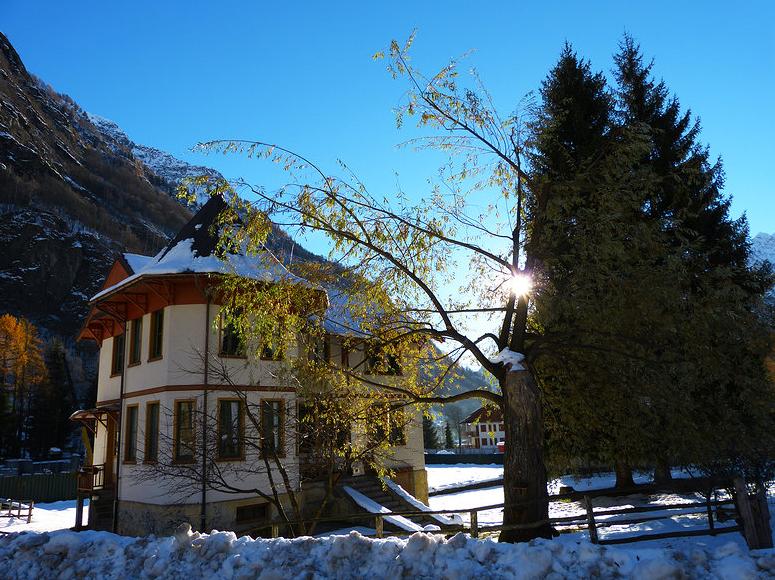 borgodeifolli bed and breakfast Alagna ski accommodation