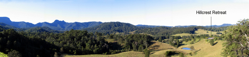 Hillcrest Mountain View Retreat Discount: 20% off Cycling