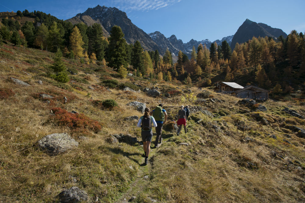 Ischgl the best gourmet walking holiday Copyright Tourism Paznaun-Ischgl