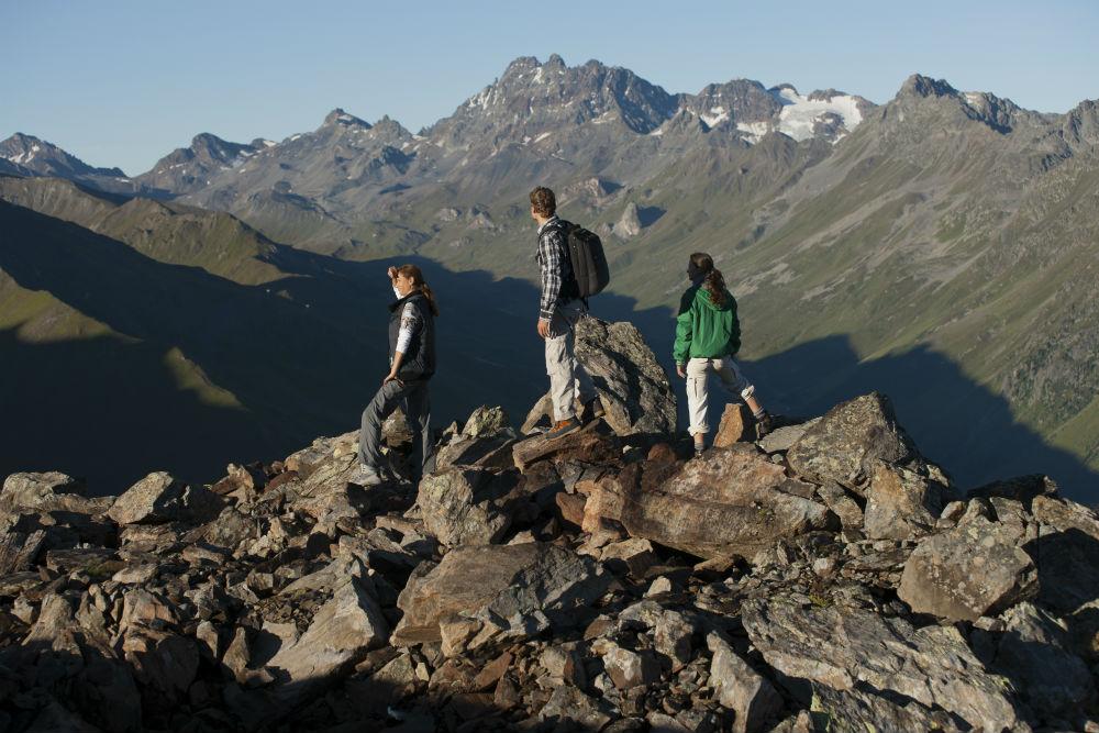 Ischgl trekking review best gourmet walking holiday Copyright Tourism Paznaun-Ischgl