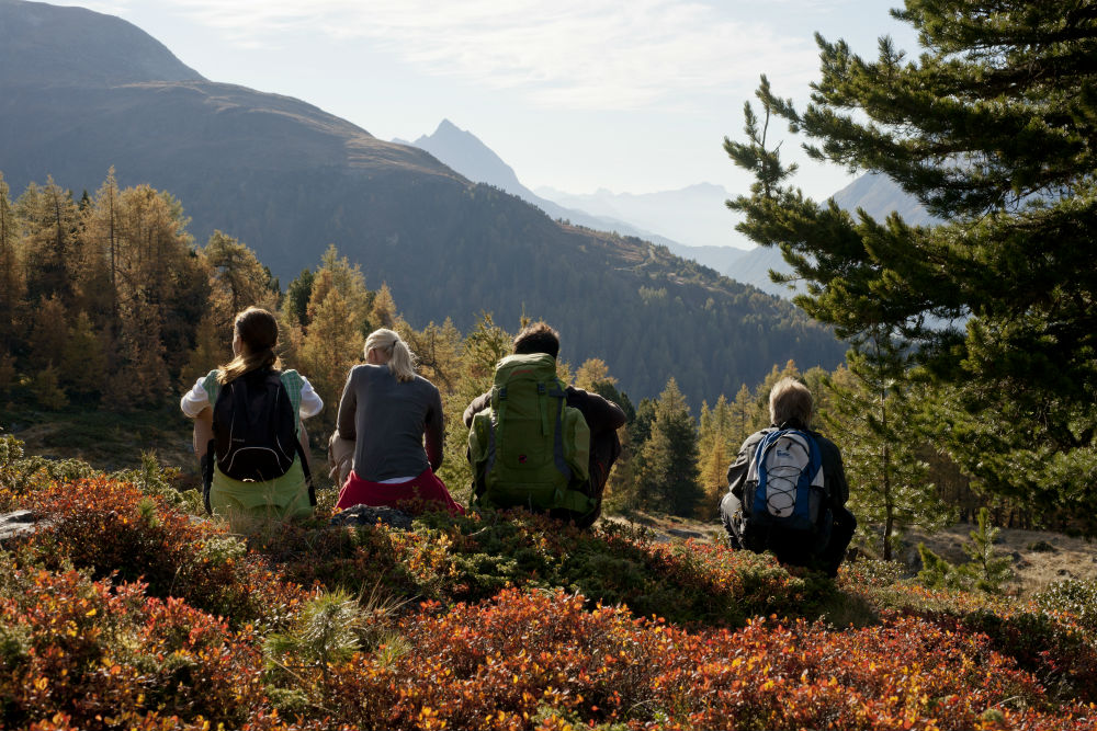 Ischgl trekking review the best gourmet walking holiday? Copyright Tourism Paznaun-Ischgl