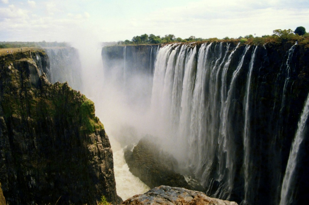 See Victoria Falls on Zambia safari adventure holidays: Flickr Image by Carine06