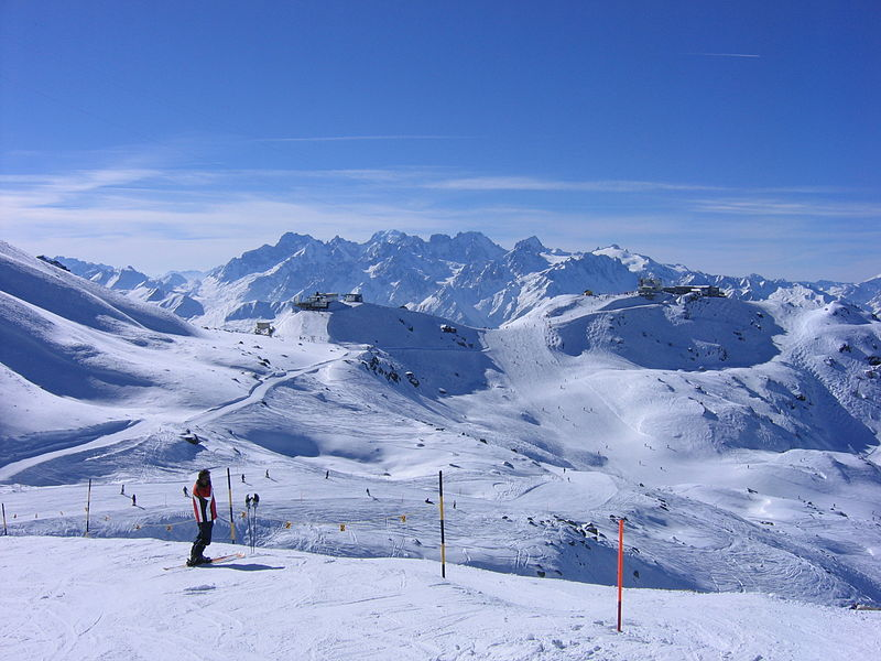 Best ski resort improvements Wikimedia image by Nobert Aepli