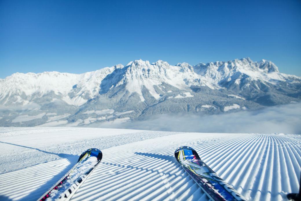 Tirol ski resort news 2015: The best ski holidays in Austria: GO SKI - Ellmau Wilder Kaiser (credit Wilder Kaiser)