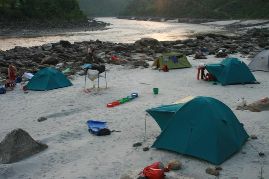 Sun Kosi rafting holiday in Nepal image by GRGs Adventure Kayaking