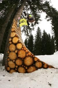 The Stash. Best ski run in the world. © Jan Reznicek - Avoriaz Touisme