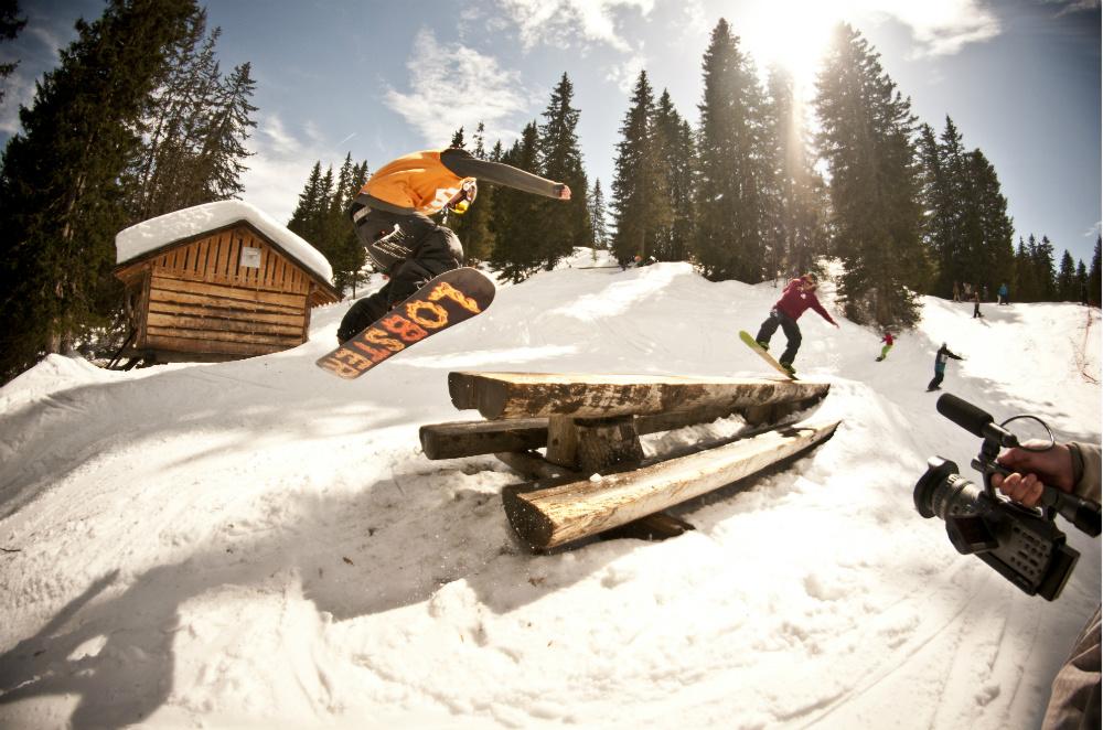 The Stash. Best ski run in the world. © Oreli B. - Avoriaz Tourisme