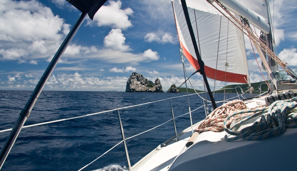 Learn to sail in the Caribbean flickr image by Jason Pratt