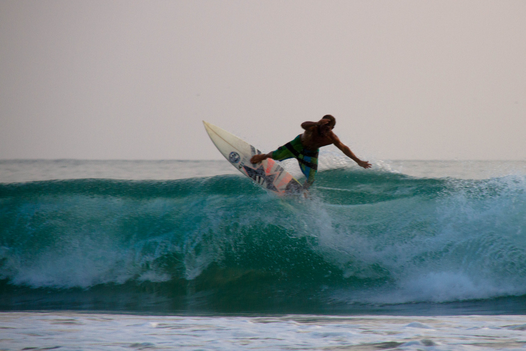 The best surfing holidays in Central America flickr image by Razvan Orendovici