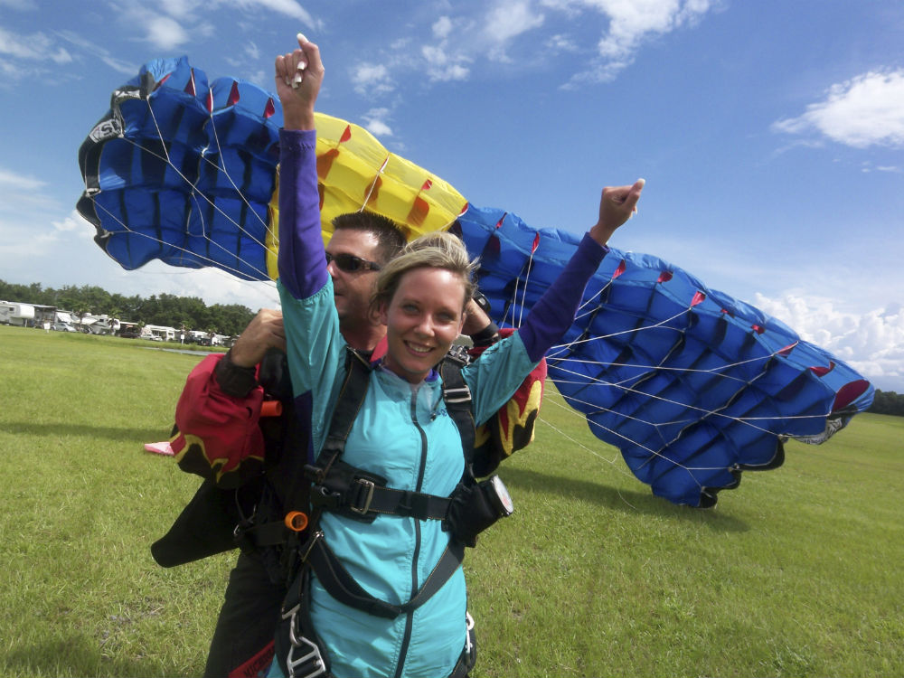 Image courtesy of Long Island Skydiving Center