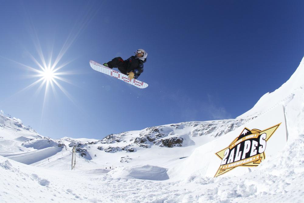 Les 2 Alpes © Office de Tourisme Les 2 Alpes / Nico Lafay