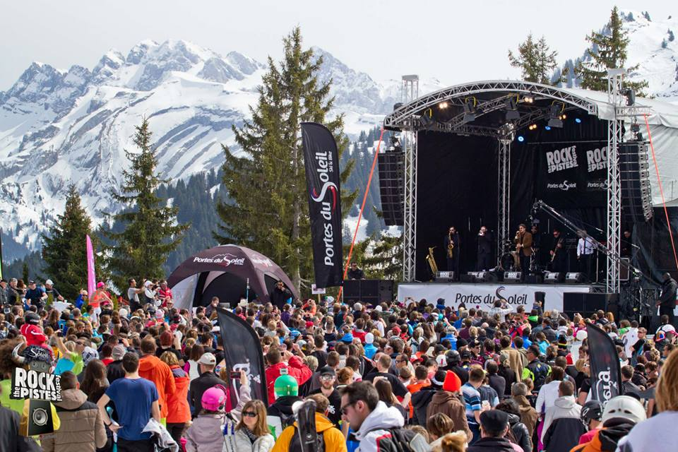 Rock the Pistes Festival image by Rock the Pistes