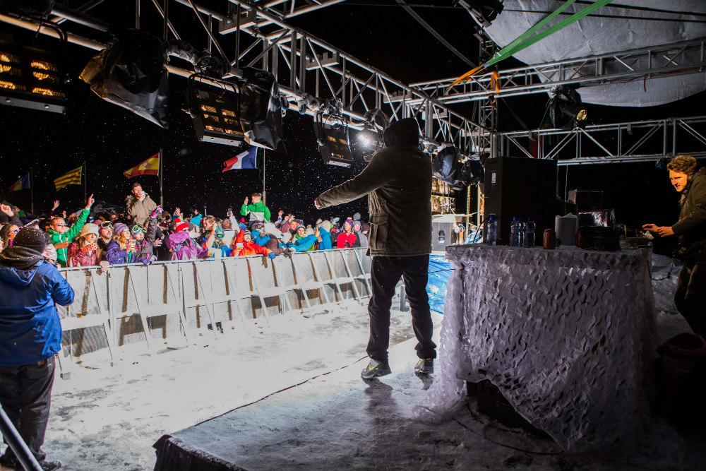 Snowboxx one of best ski festivals in Europe 2015 - Image courtesy of Snowboxx