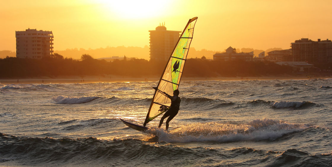 Where to visit on a Queensland windsurfing road trip flickr image by Texaus1
