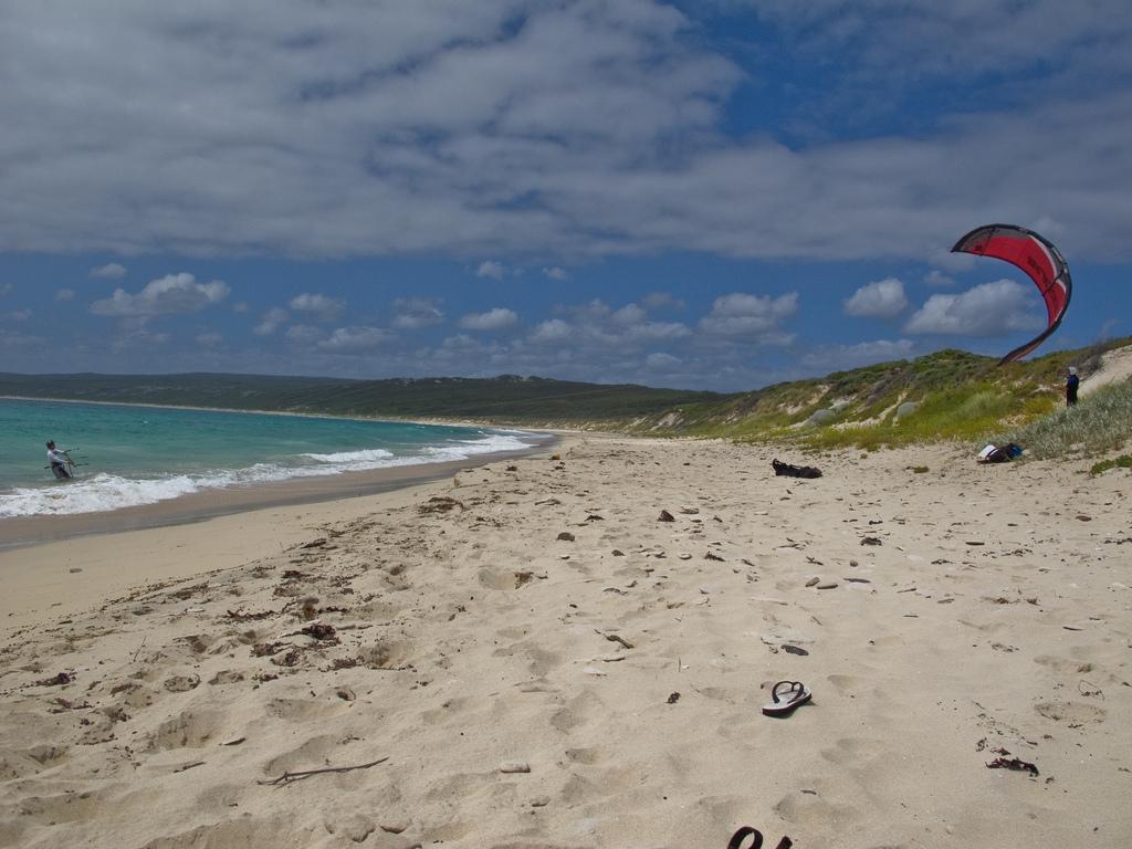 Tommy Gaunt's 10 best Australia kiteboarding destinations flickr image by Graeme Churchard