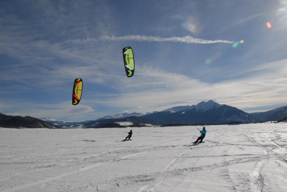 Get kids into kiting: Image courtesy of Colorado Kite Force